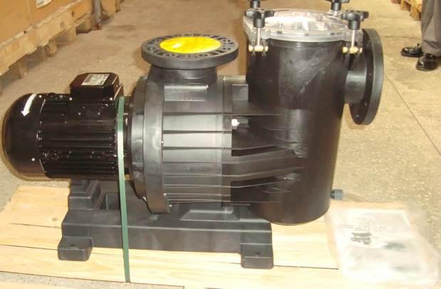 Pump for Large SwimmingPools